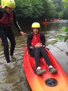 Arthog canoeing 2015a